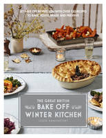 Cover for Great British Bake Off: Winter Kitchen by Lizzie Kamenetzky