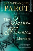 Cover for The Saint-Florentin Murders by Jean-francois Parot