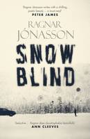 Cover for Snowblind by Ragnar Jonasson