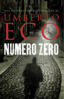 Cover for Numero Zero by Umberto Eco
