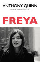 Cover for Freya by Anthony Quinn