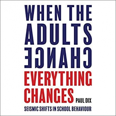 Cover for When the Adults Change, Everything Changes by Paul Dix