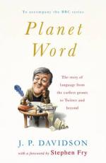 Cover for Planet Word by Stephen Fry