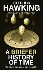 Cover for A Briefer History of Time by Stephen Hawking
