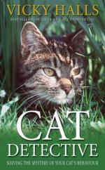 Cover for Cat Detective by Vicky Halls