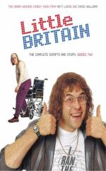 Little Britain: The Complete Scripts and Stuff - Series Two by Matt Lucas and David Walliams