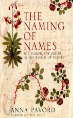 Cover for The Naming of Names by Anna Pavord