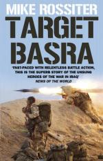 Cover for Target Basra by Mike Rossiter