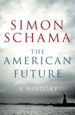 Cover for The American Future by Simon Schama