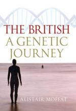 Cover for The British A Genetic Journey by Alistair Moffat