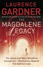 Cover for The Magdalene Legacy by Laurence Gardner