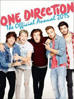 Cover for One Direction: the Official Annual by One Direction