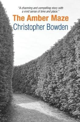 Cover for The Amber Maze by Christopher Bowden