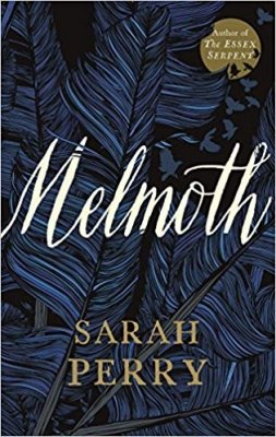 Cover for Melmoth by Sarah Perry