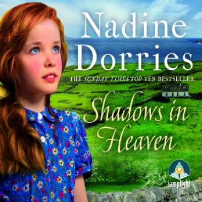 Cover for Shadows in Heaven by Nadine Dorries