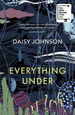 Cover for Everything Under by Daisy Johnson