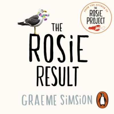 Cover for The Rosie Result by Graeme Simsion