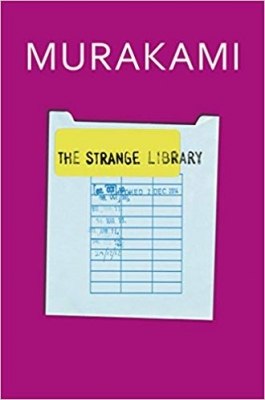 Cover for The Strange Library by Haruki Murakami