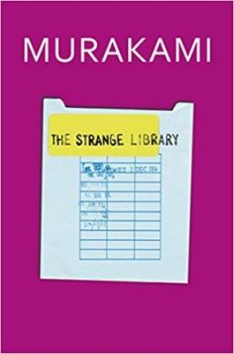 Cover for The Strange Library by Haruki Murakami