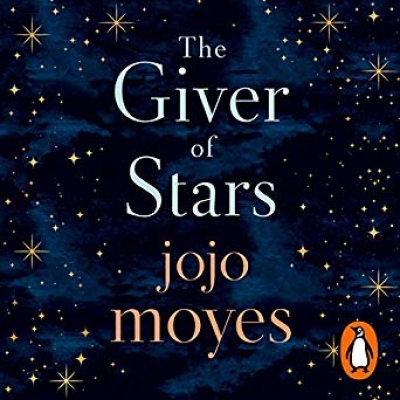 Cover for The Giver of Stars by Jojo Moyes