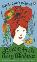 Cover for Love in the Time of Cholera by Gabriel Garcia Marquez