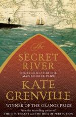 Cover for The Secret River by Kate Grenville