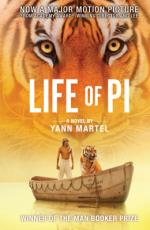 Cover for Life of Pi by Yann Martel