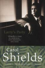 Cover for Larry's Party by Carol Shields