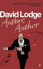 Cover for Author! Author! by David Lodge
