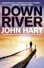 Cover for Down River by John Hart