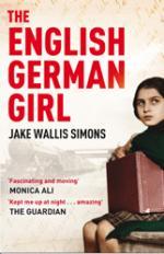 Cover for The English German Girl by Jake Wallis Simons