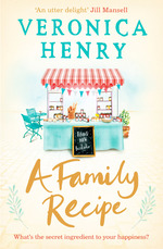 Book Cover for A Family Recipe by Veronica Henry