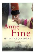 Cover for Fly in the Ointment by Anne Fine