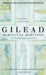 Cover for Gilead by Marilynne Robinson