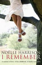 Cover for I Remember by Noelle Harrison