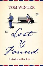 Cover for Lost and Found by Tom Winter