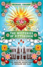 Cover for The Mysteries of Pittsburgh by Michael Chabon