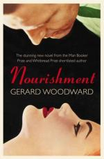Cover for Nourishment by Gerard Woodward
