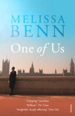 Cover for One of Us by Melissa Benn