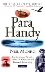 Cover for Para Handy by Neil Munro