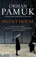 Cover for Silent House by Orhan Pamuk