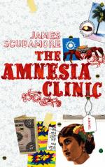 Cover for The Amnesia Clinic by James Scudamore
