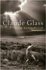 Cover for The Claude Glass by Tom Bullough