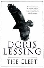 Cover for The Cleft by Doris Lessing