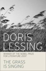 Cover for The Grass is Singing by Doris Lessing