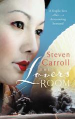 Cover for The Lovers' Room by Steven Carroll