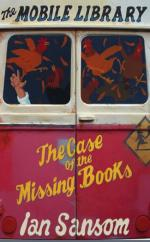 Cover for The Case of the Missing Books by Ian Sansom