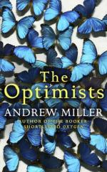 Cover for Optimists by Andrew Miller