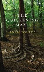 Cover for The Quickening Maze by Adam Foulds
