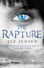 Cover for The Rapture by Liz Jensen